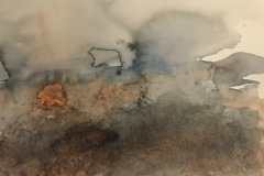 Mist Fell, Hazel Barron-Cooper, Watercolour, 37cms x45cms, £175, HBC4