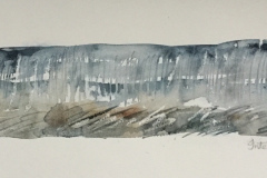 Intervals of Light and Dark, Hazel Barron-Cooper, 24cms x 56cms, £100, HBC26