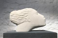 Aegir tide, Ancaster stone, 21x33x10cm, £1200, RB1