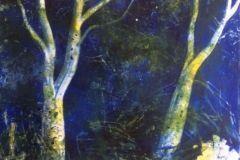 trees-blues