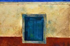 15. Wall, Faro - Mary Hayward - Type: Mixed media, Box Canvas - Size: 465x465mm - Cost: £355