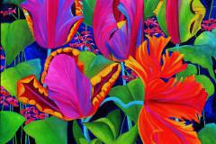 Blumex-Parrot-Tulips